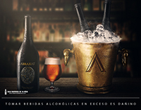 Post facebook ABRAXAS Beer  2015