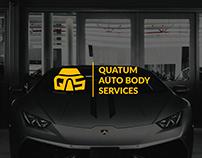 QUANTUM AUTO BODY SERVICES BRAND ID