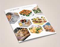 Print: The Event Loft Catering Book