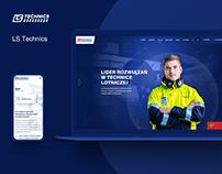 LS Technics website