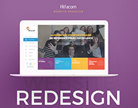 Alfacom - Website Redesign
