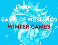Winter Games Titles