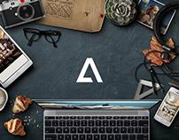 Angelo Borba Photographer // Logo Branding