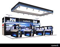 Garmin - Stand concept 2014 onwards