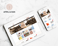 Australia based Furniture company Site Redesign