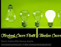 Seamless Facebook Cover l DP - Instiut EWI, Austria
