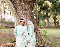 Fauzan+Asyikin | Alor Star, Kedah | November 29, 2015