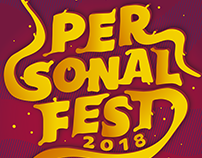 Afiche - Personal Fest