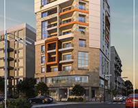 Apartment Building - Sheraton Heliopolis