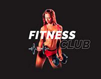 Gym / Fitness club - web