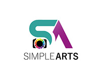 Simple Arts Logo Design