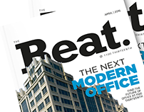 Magazine Design - The Beat
