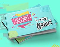 4-4'lük Krispi Branding