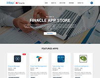Infosys Finacle App Store Website