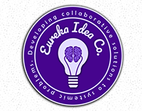 Eureka Ideas Co. Logo Design