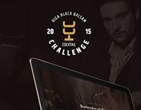 Riga Black Balsam Challenge Web