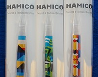Designs for Hamico Toothbrushes 2017