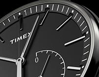 TIMEX ORIGINAL 3D MODELING & RENDERING