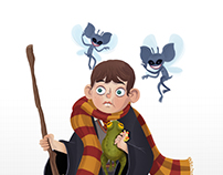 Harry Potter Design Challenge