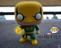 Iron Fist POP