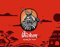 Shoken™ - syrup for man (Japan)