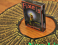 PIXELS Collector's Playing Cards