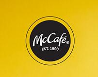 McDonald's Donut Sticks Art Direction