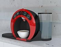 Duru espresso machine