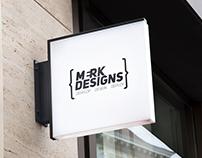 Merk Designs Logo Concept