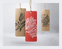 ART DIRECTION | Vietnam artwork & Typography