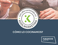 Furancho Galician Food by KoolMarketing