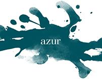 azur Ipad Menu App