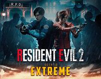 Resident Evil 2 Remake - Desafio Extreme 2019