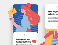 Onboarding Interaction : : Send Letters
