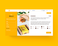 Banco Fast Food Website