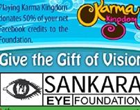 Sankara Eye Foundation Working for 20/20 by 2020