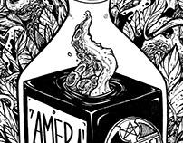 Artemisia Absinthium Lovecraft edition