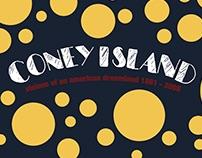 Coney Island exhibit