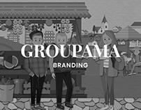Granvillage : Branding granvillage