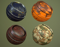 Substance Procedural Package