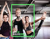 Fitness World - kampagne #MYFW