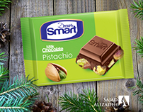Dream smart chocolate packaging
