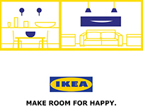 IKEA - Make Room For Happy