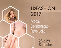 Identidade Campanha - ID FASHION 2017