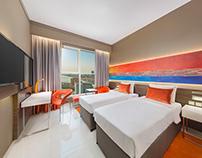 Interior Photography for Citymax Hotels, RAK - UAE