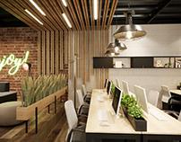 Porthos Office · Interior Design