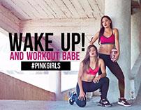 Pink Workout.