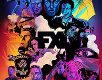 FX Poster project