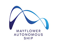 Logo design for the Mayflower Autonomous Ship