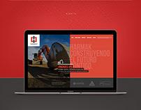 Harmak® / Website